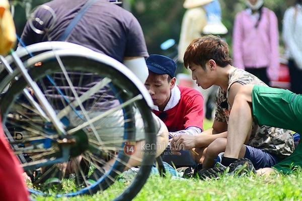 Dàn sao Hàn gây náo loạn ở Huế và Phan Thiết 15