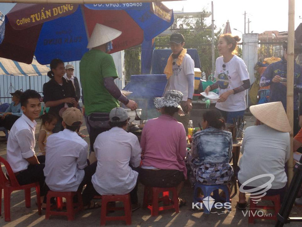 Dàn sao Hàn gây náo loạn ở Huế và Phan Thiết 39