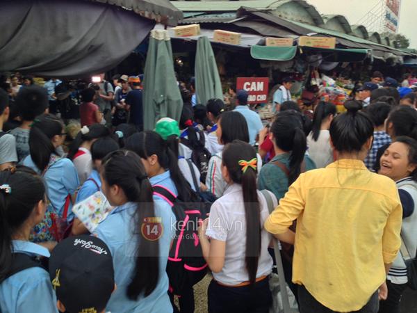 Dàn sao Hàn gây náo loạn ở Huế và Phan Thiết 26