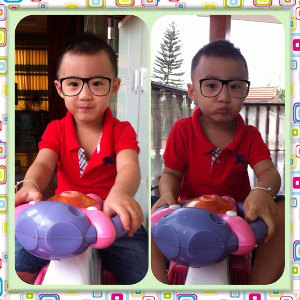 Minh Vương (M4U) khoe 2 con trai nuôi song sinh 22