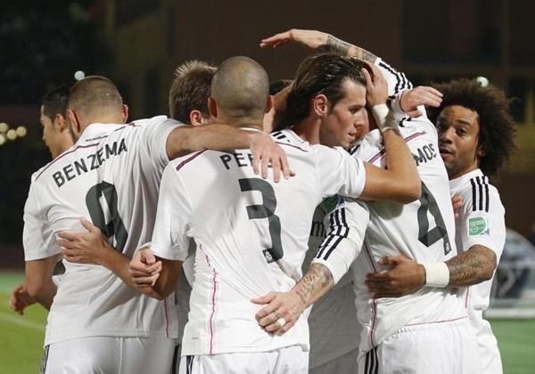 02h30 21/12 Real Madrid - San Lorenzo: Trừ khi có... động đất 1