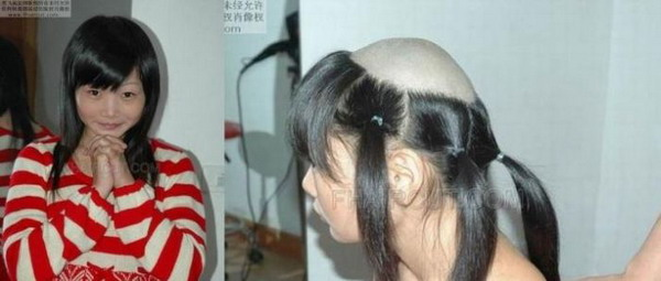 Những tạo hình tóc kỳ dị nhất quả đất 22