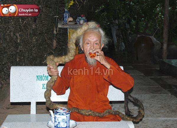 Ngỡ ngàng những mái tóc kỳ dị nhất Việt Nam 11