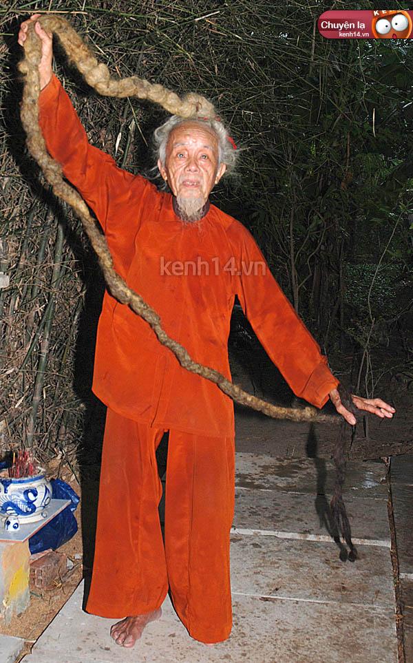 Ngỡ ngàng những mái tóc kỳ dị nhất Việt Nam 12