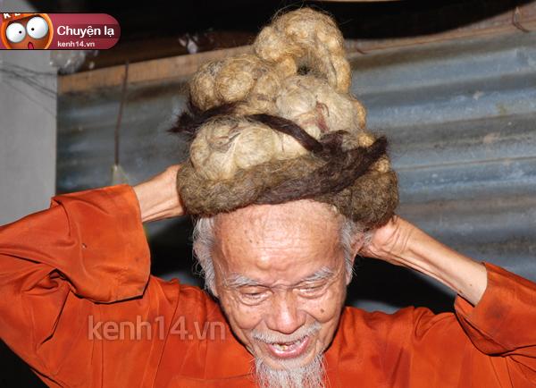 Ngỡ ngàng những mái tóc kỳ dị nhất Việt Nam 14