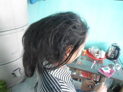 Ngỡ ngàng những mái tóc kỳ dị nhất Việt Nam 19