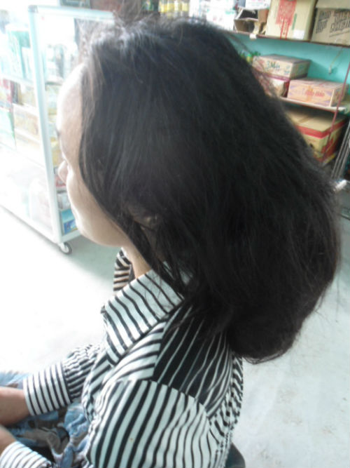 Ngỡ ngàng những mái tóc kỳ dị nhất Việt Nam 20