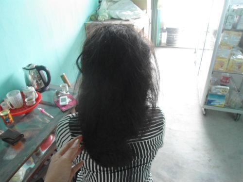 Ngỡ ngàng những mái tóc kỳ dị nhất Việt Nam 21