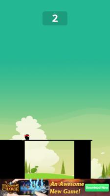 """Stick Hero - Game """"hại não"""" mới nổi trên smartphone 5"""