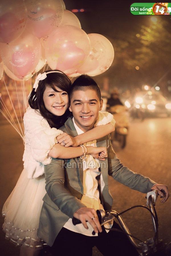 Chuyện tình 3 năm của Chi Pu - Cường Seven, cặp đôi hot nhất với teen Việt 2