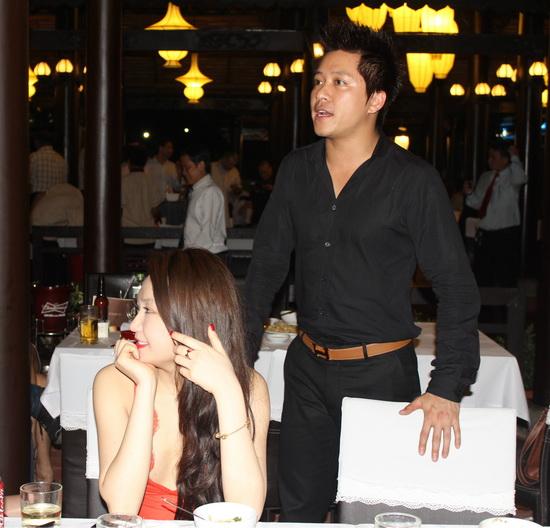 Những hot girl là bạn gái xinh xắn của sao Việt 4
