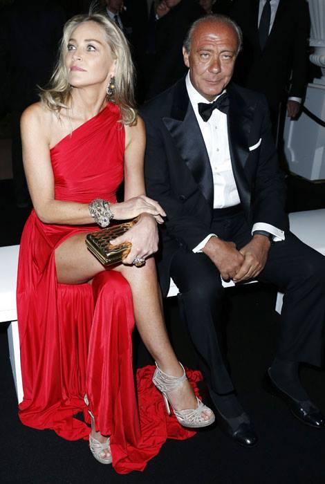 Lý Nhã Kỳ dự tiệc cùng Paris Hilton, Sharon Stone tại Cannes 7