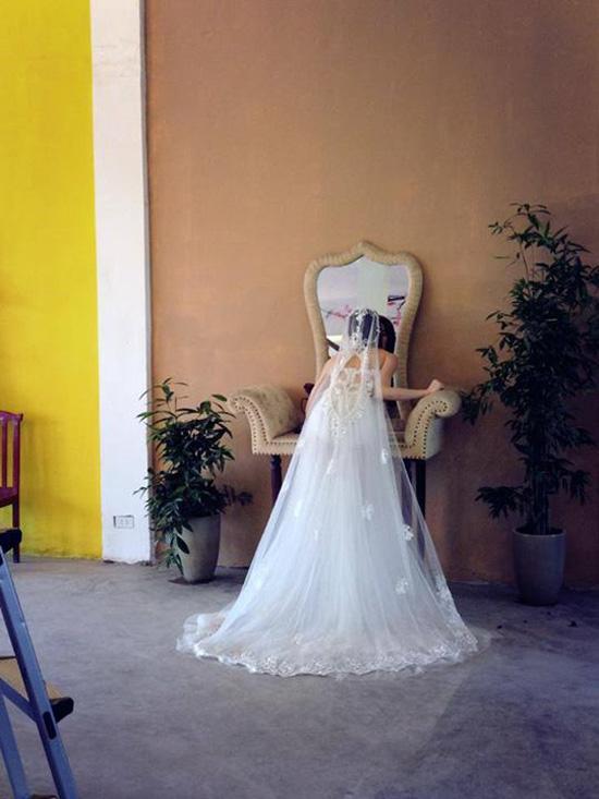 Hồ Ngọc Hà chụp ảnh cưới cùng Dương Triệu Vũ 1