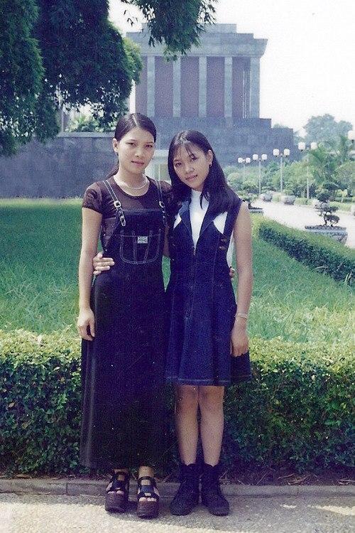 """Ngắm vẻ đẹp qua năm tháng của 4 """"nữ hoàng"""" showbiz Việt 28"""
