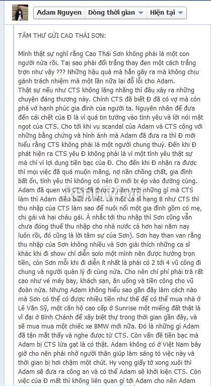 5 nhân vật vô danh làm showbiz Việt chao đảo vì châm ngòi scandal 4