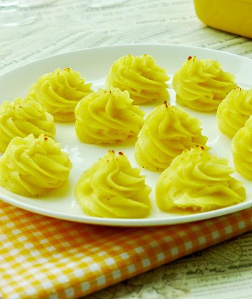 Nướng khoai tây nghiền trộn trứng cực ngon 8