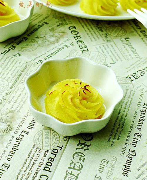Nướng khoai tây nghiền trộn trứng cực ngon 9