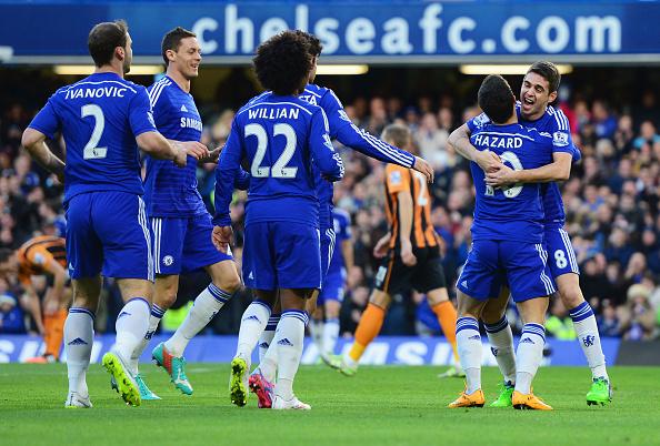 Chelsea 2-0 Hull City: Thắng không mất sức 2