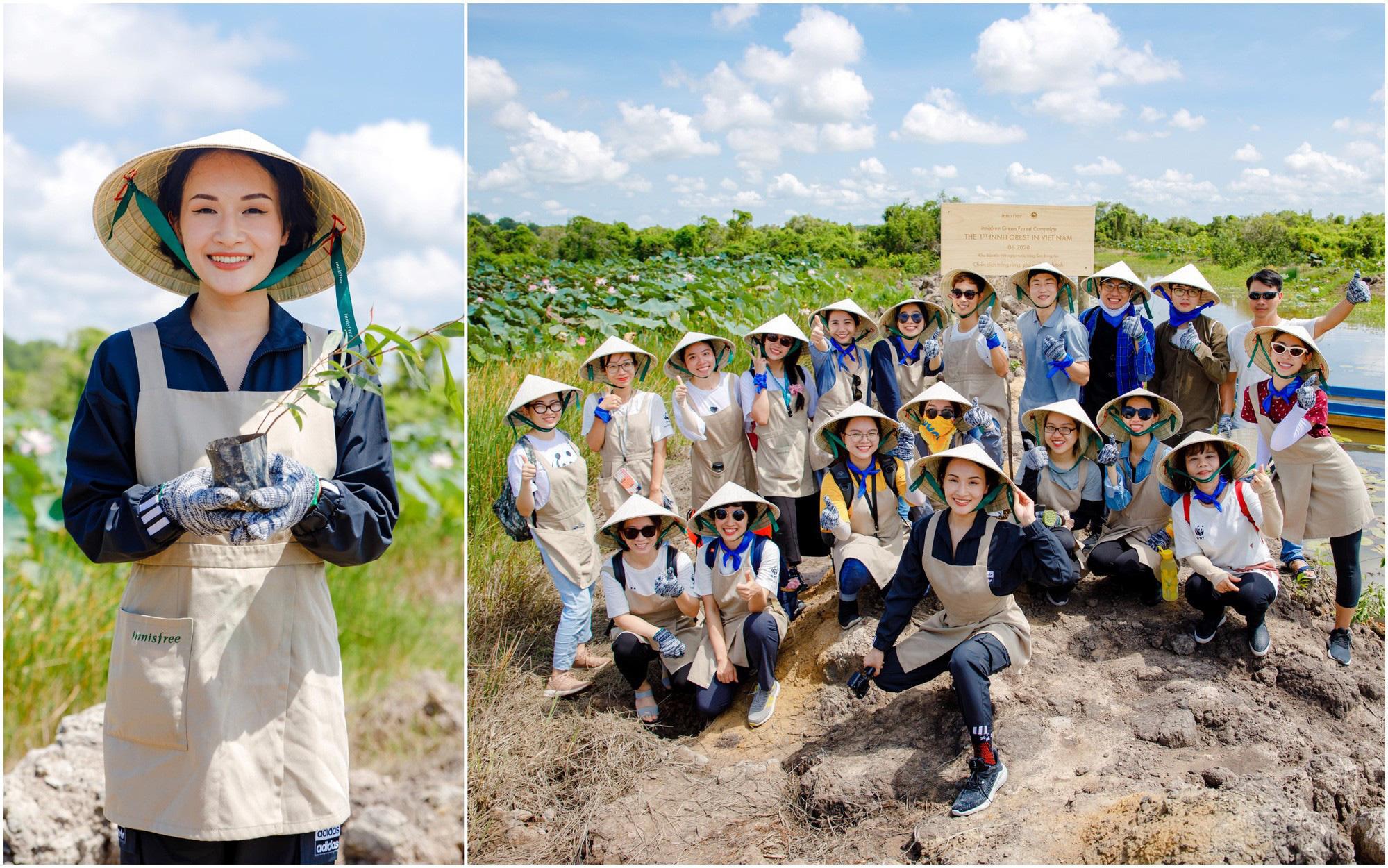 Lời hứa về cây xanh của innisfree: Từ một cái cây dưới tán rừng Gotjawal, đảo Jeju lan thành 138,300 cây trên toàn thế giới