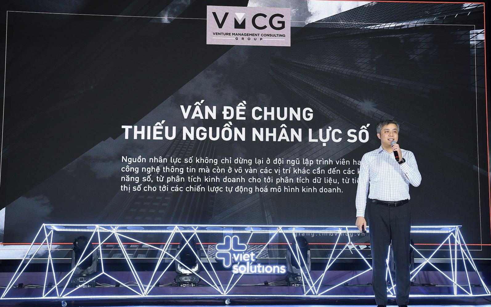 """Quyền Chủ tịch Tập đoàn Viettel: """"Thiên đường cho các start-up không chỉ vì nơi đó có nhiều bộ óc công nghệ xuất chúng"""""""