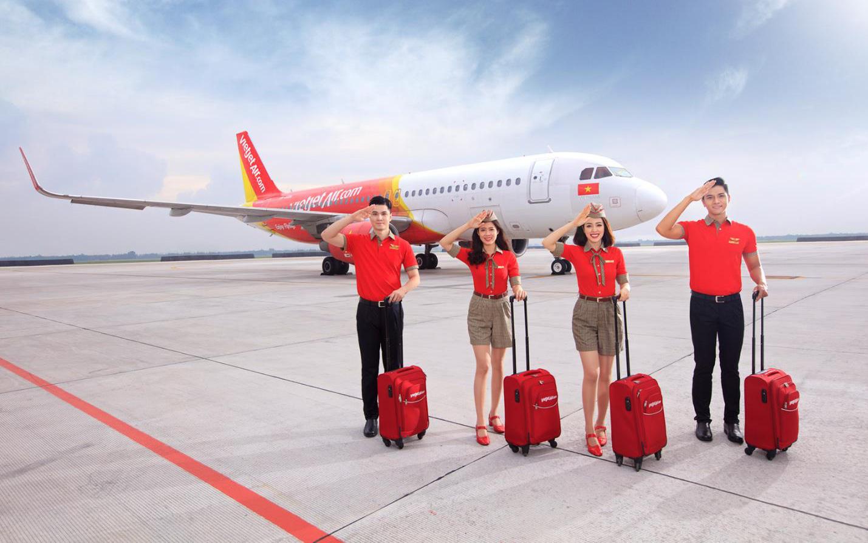 Vietjet - Bay là thích ngay, bay là tặng ngay 15kg hành lý ký gửi