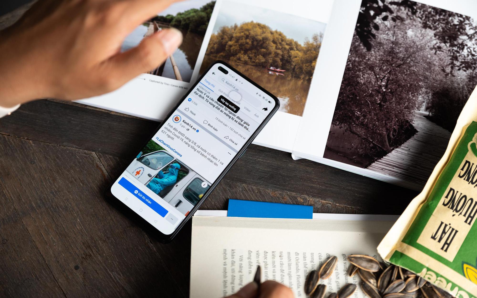 Đây đích thị là chiếc smartphone dành cho Foodaholic