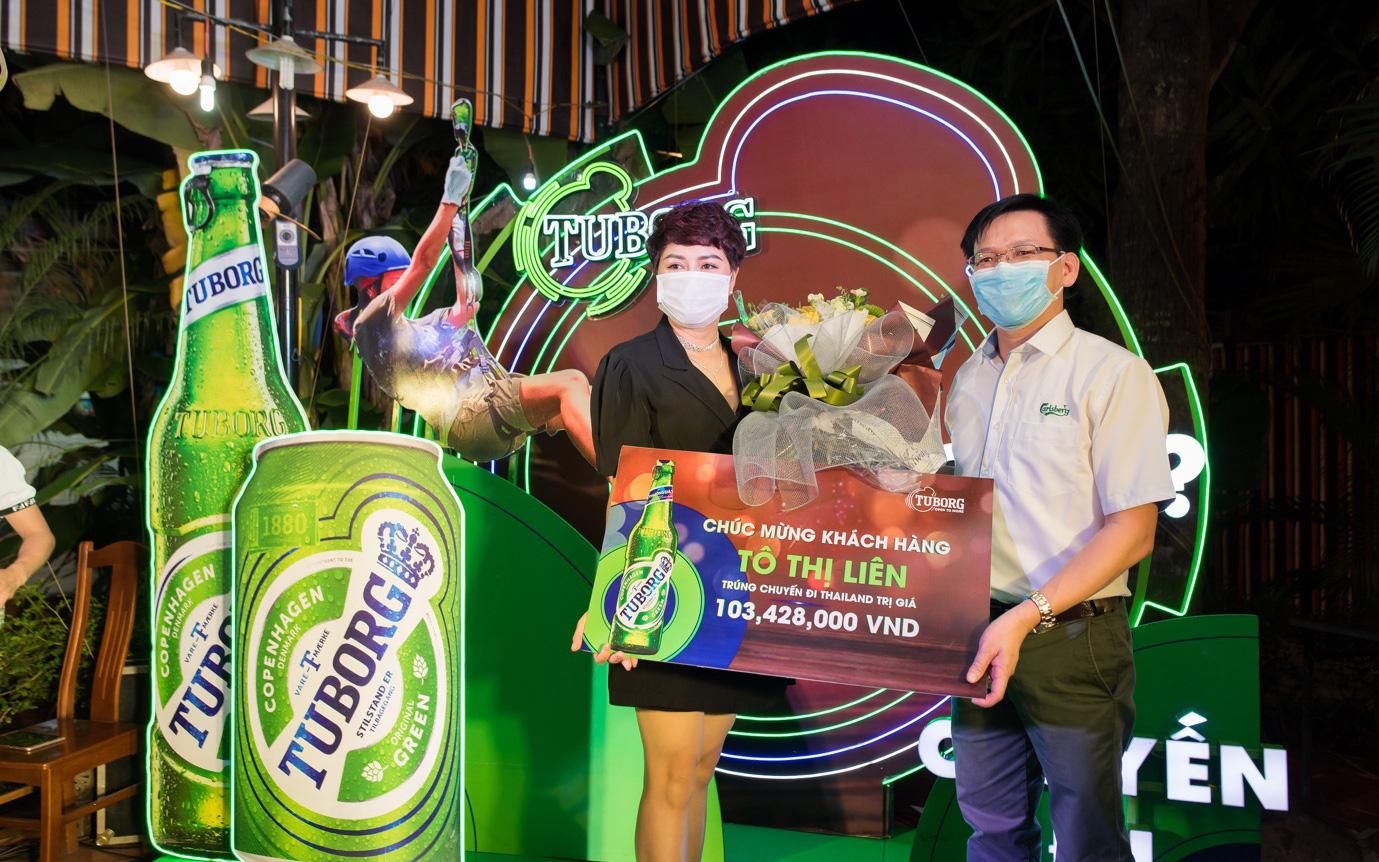 Chuyến thám hiểm Chiang Mai từ Tuborg đã có chủ!
