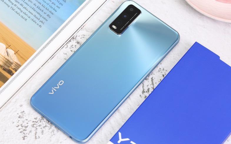 """Vivo Y20s - bản nâng cấp đáng tiền của Y20, giảm """"sốc"""" 400.000đ tại Thế Giới Di Động"""