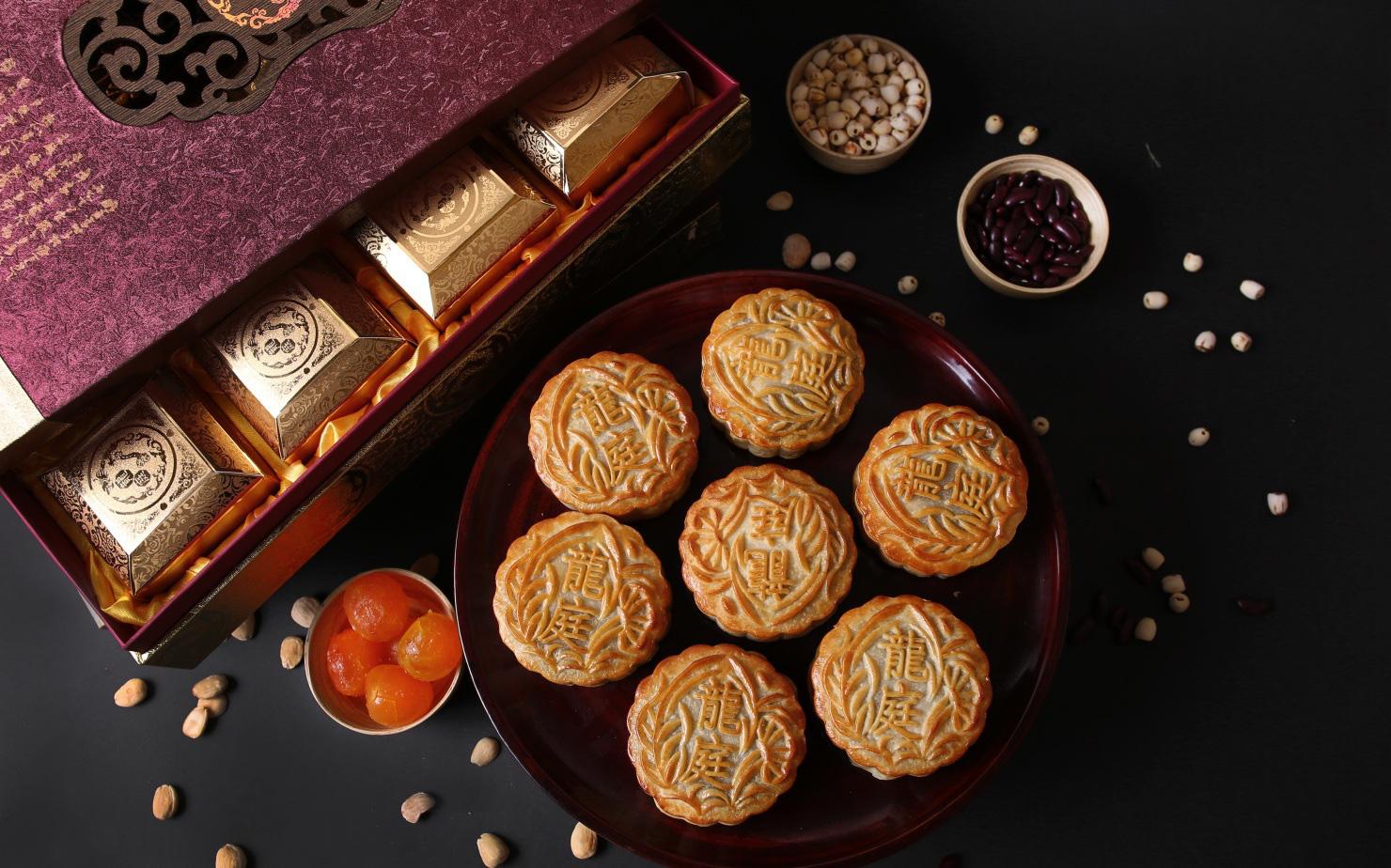 Phong vị Hồng Kông qua bánh Trung thu thượng hạng Long Đình