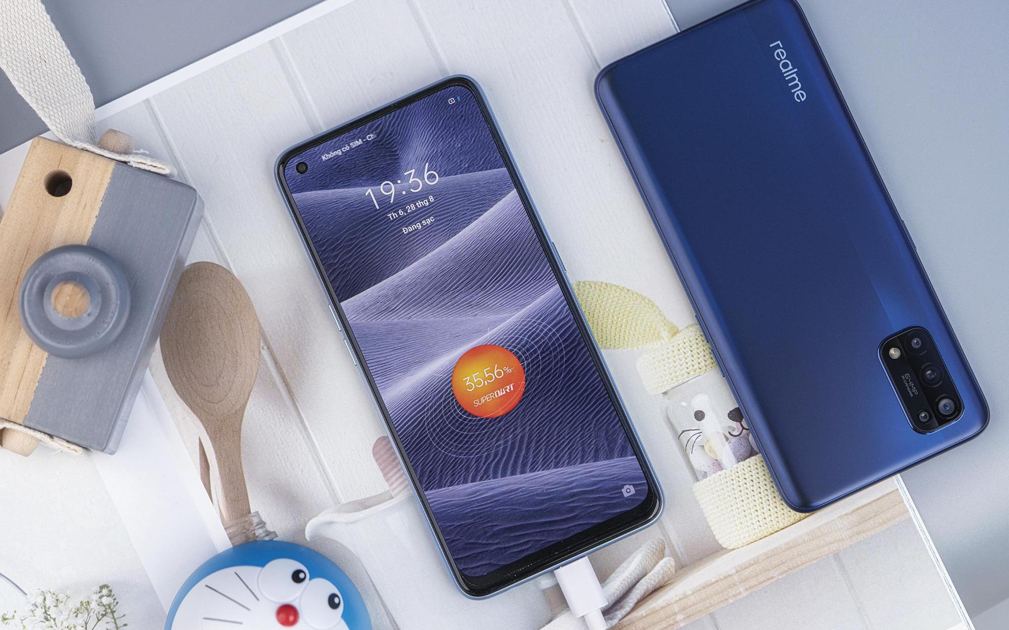 7 điểm sáng nổi bật khiến bạn nên sở hữu ngay Realme 7 Series