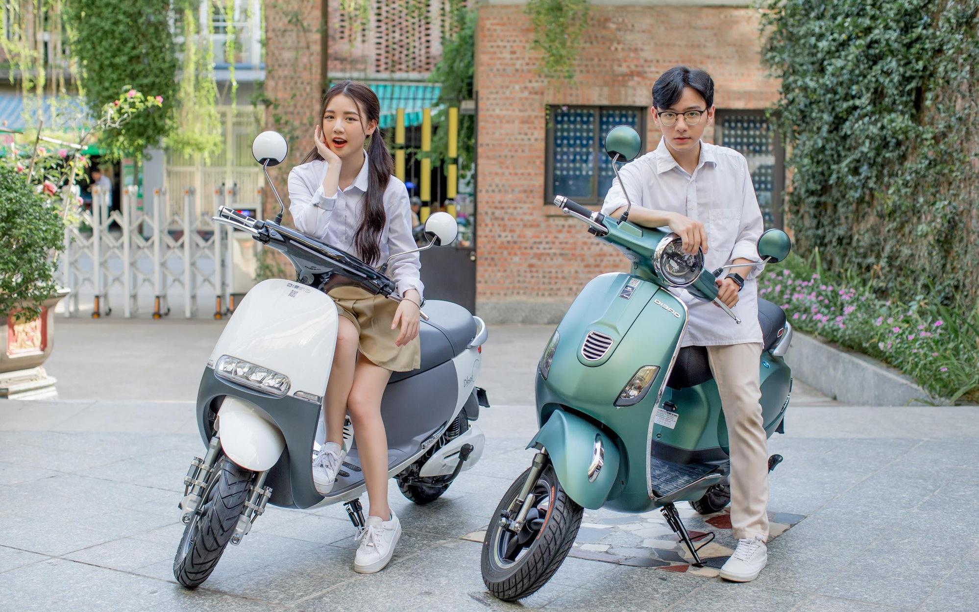 Đẳng cấp xe máy điện bền đẹp: Phụ huynh và học sinh tấm tắc khen ngợi hết lời