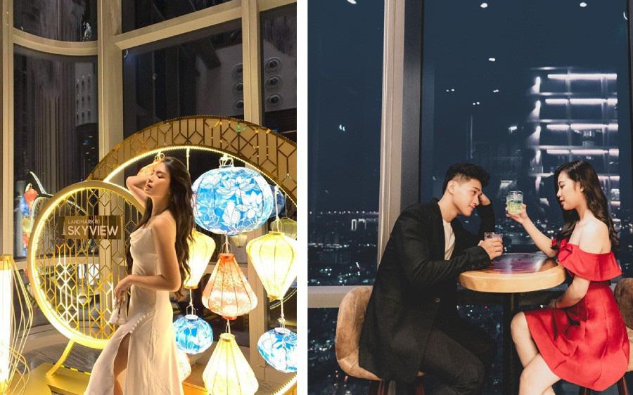 """Săn lùng địa điểm xuất hiện trong Noo's Chill Night với góc chill """"triệu view"""" cao nhất thành phố"""