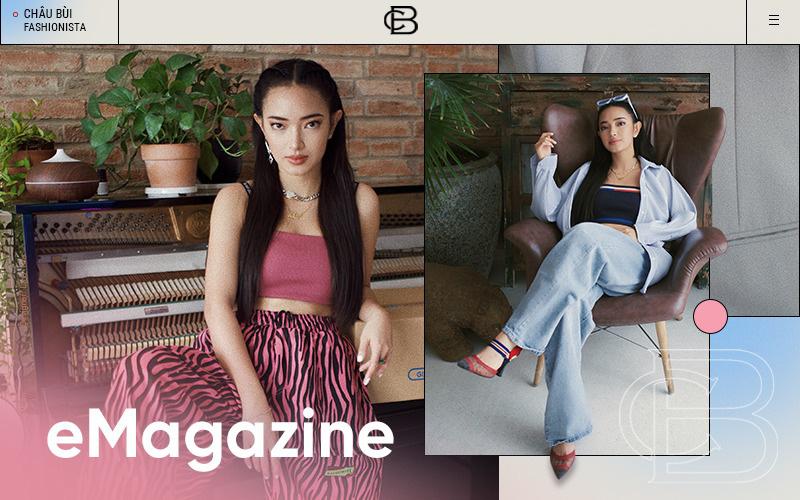Châu Bùi: Được và mất gì khi gắn liền với danh xưng fashionista?