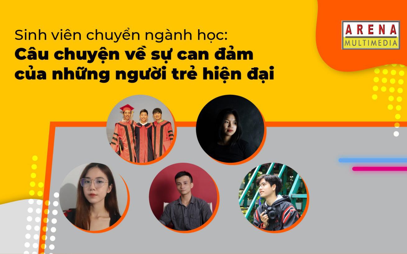 Sinh viên chuyển ngành học: Câu chuyện về sự can đảm của những người trẻ hiện đại
