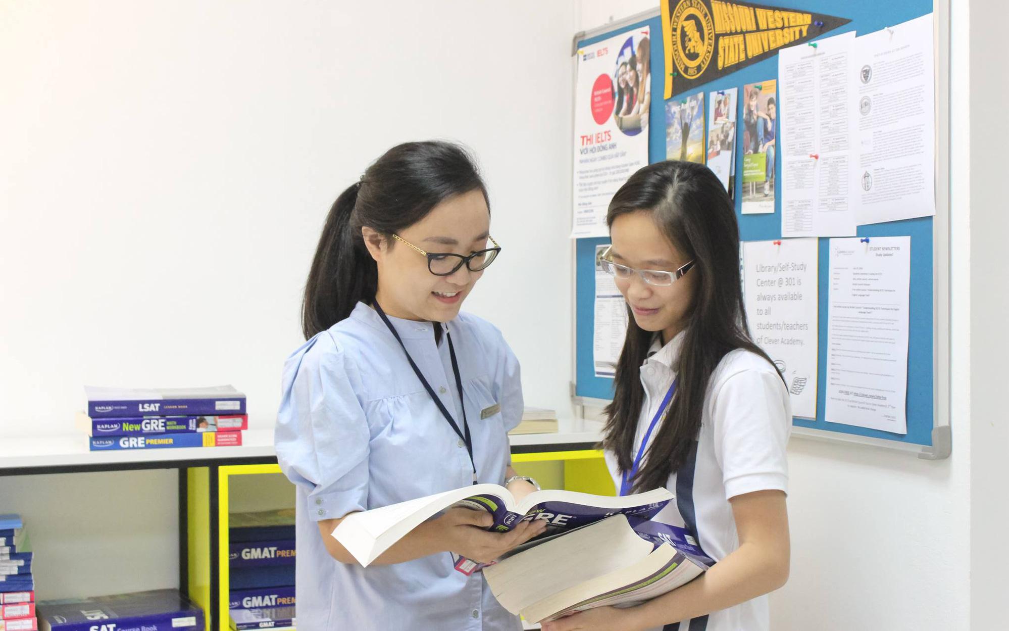 Clever Academy - Nơi hội tụ của những giảng viên xuất sắc chuyên luyện các bài thi quốc tế