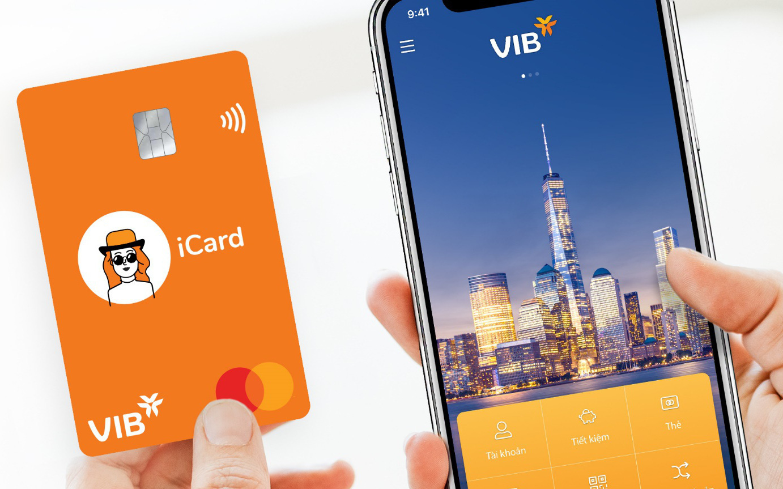VIB ra mắt tài khoản ngân hàng số dành cho giới trẻ