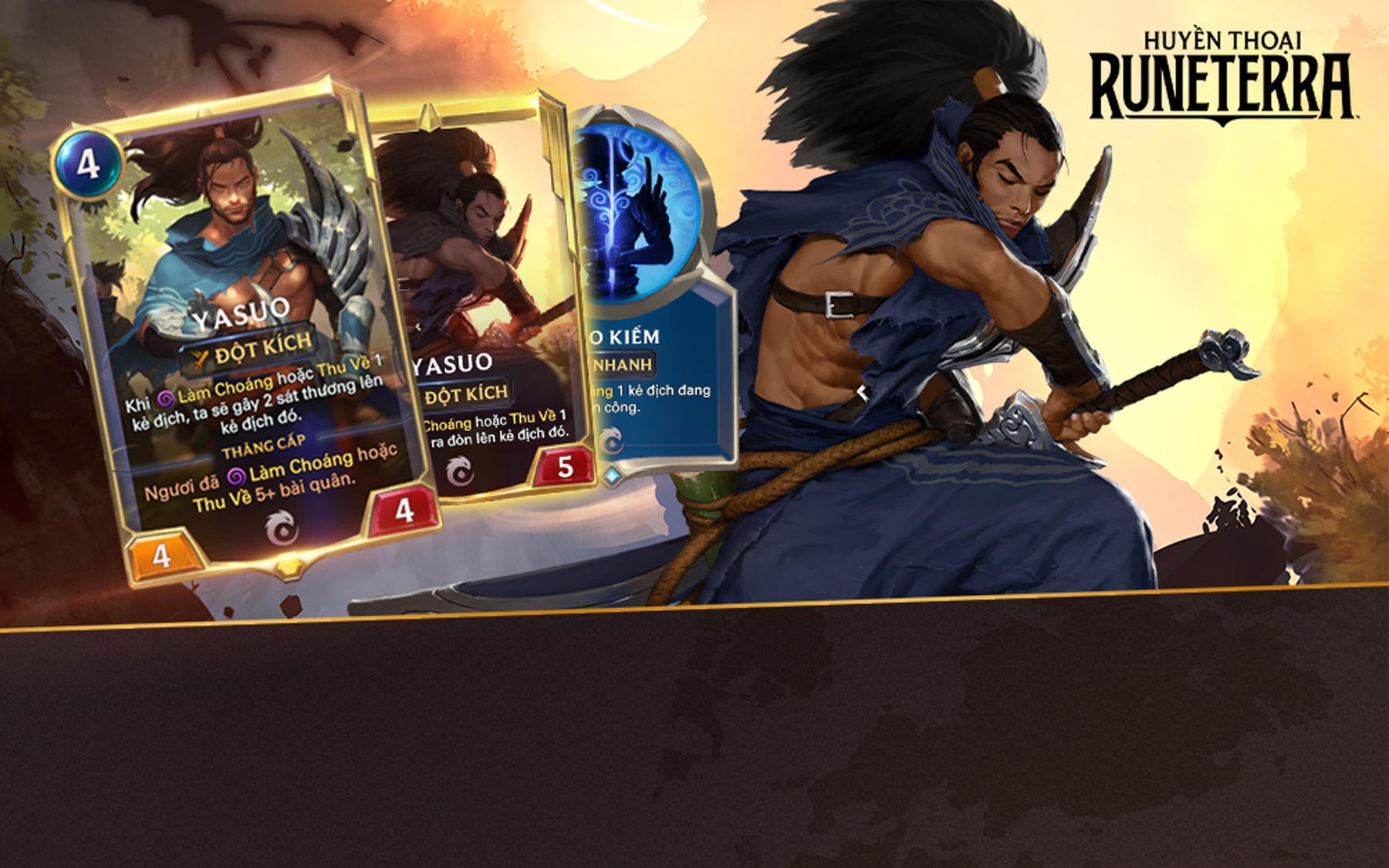 Cùng là game thẻ bài - Huyền Thoại Runeterra có gì khác so với phần lớn card-battle game tại Việt Nam?