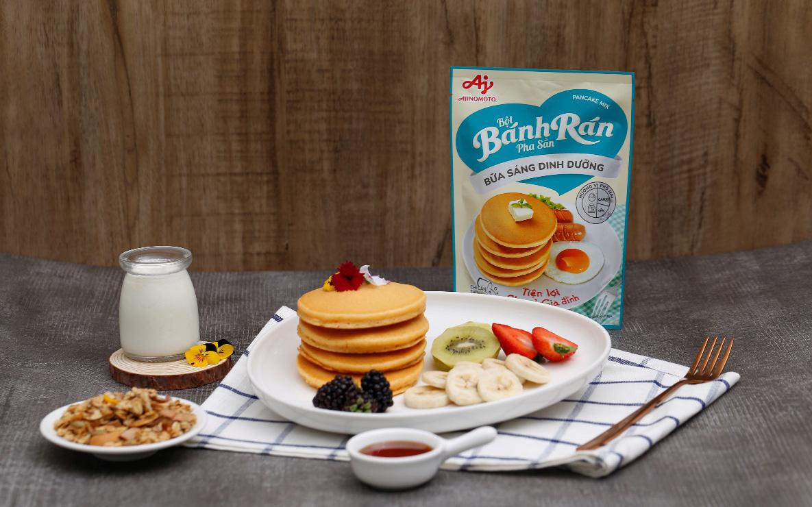 Gợi ý món ăn sáng ngon miệng làm nhanh tại nhà