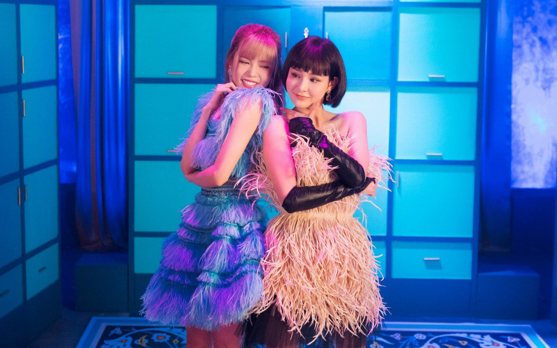 Thiều Bảo Trâm lần đầu song ca cùng Hiền Hồ, chị chị em em khoe visual không kém cạnh nhau trong MV