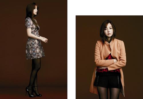 Thùy Trang tự tin tại họp báo Asia's Next Top Model 11