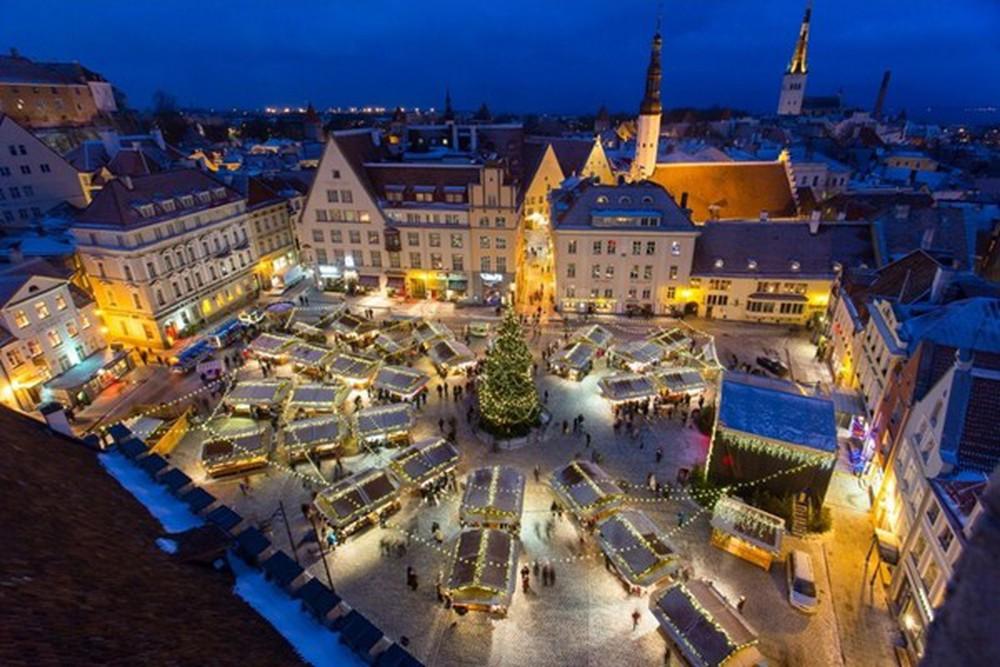 Những khu chợ Giáng sinh đẹp như cổ tích trên khắp thế giới - Ảnh 29.