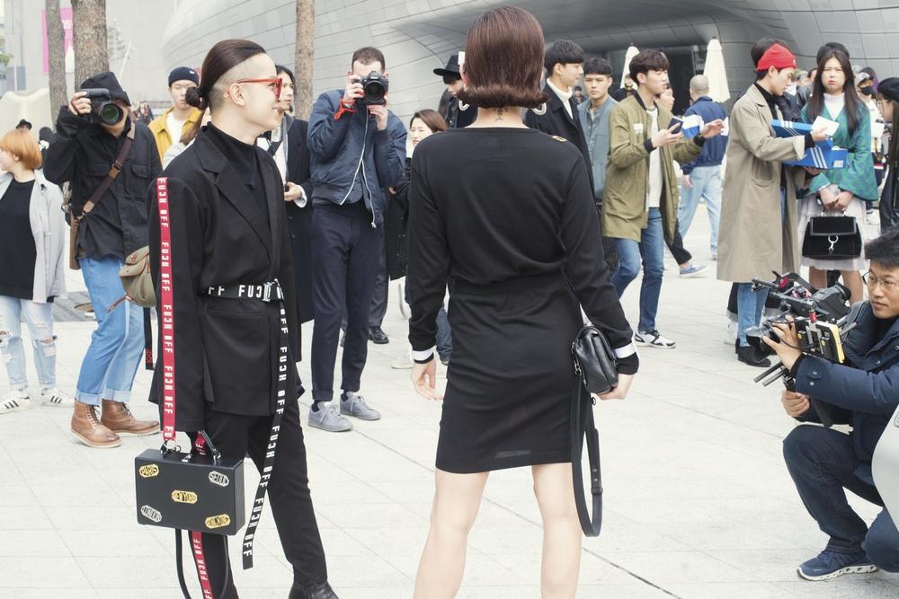 Tóc Tiên và Kelbin Lei xung trận Tuần lễ thời trang Seoul với phong cách chất lừ - Ảnh 5.