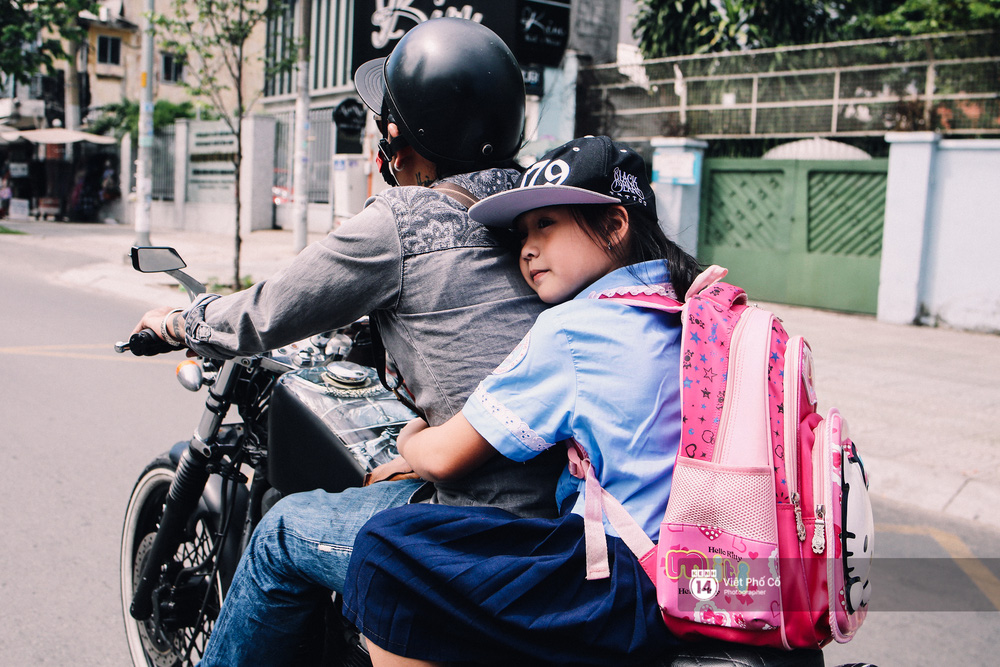 Bộ ảnh: Chuyện đời của gã giang hồ hoàn lương và trở thành thợ xăm ở Sài Gòn - Ảnh 16.