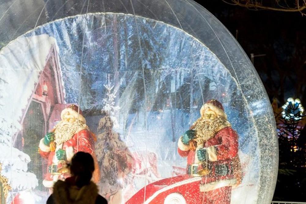 Những khu chợ Giáng sinh đẹp như cổ tích trên khắp thế giới - Ảnh 27.