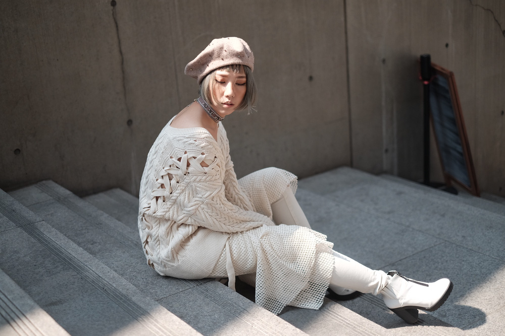 Seoul Fashion Week: Min xinh như gái Hàn, Hoàng Ku mặc áo lông 5kg giá 500 triệu ngồi ghế đầu xem show - Ảnh 10.