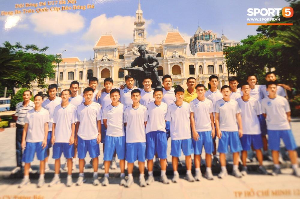 Để nổi danh Trọng gắt hay Trọng sơ vin, trung vệ tuyển Việt Nam đã dậy thì thành công thế này đây - Ảnh 3.