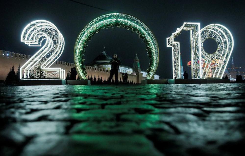 Cận cảnh Giáng sinh rộn ràng khắp thế giới - Ảnh 18.