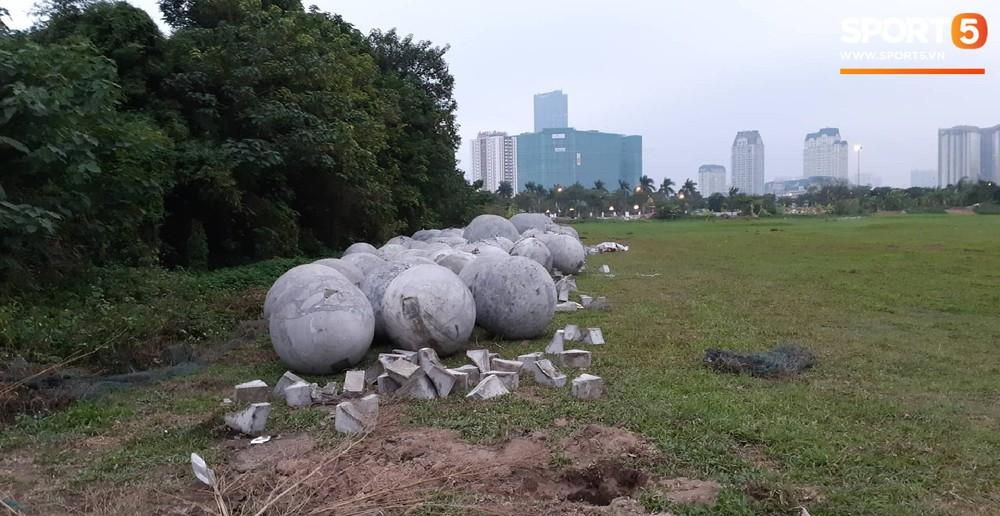 Đã tìm ra vị trí bí ẩn của 40 quả cầu đá sau khi bị di dời khỏi sân Mỹ Đình - Ảnh 5.