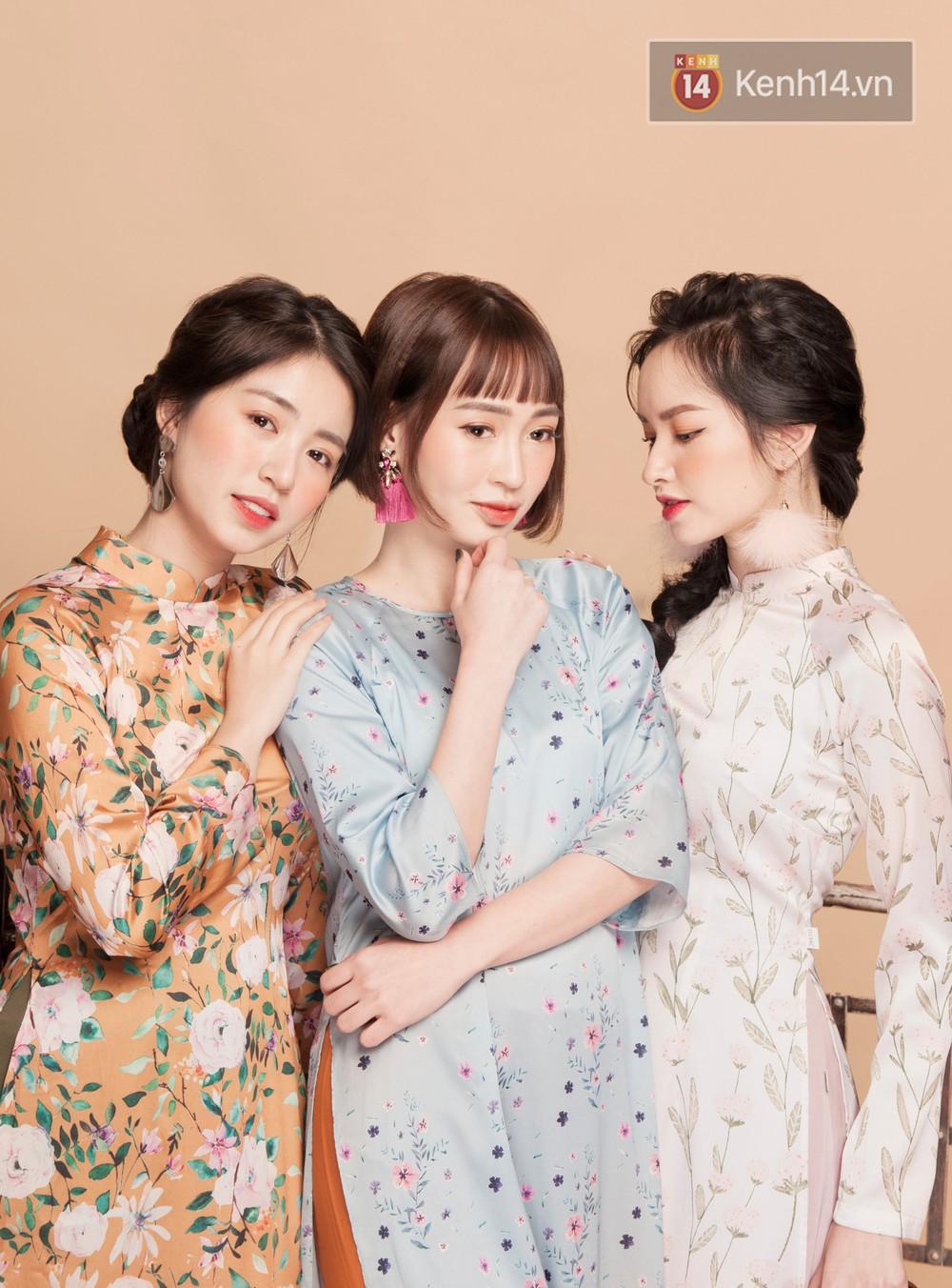 Tết này mặc áo dài: Sun HT, Mẫn Tiên, Lê Vi diện 15 mẫu áo dài cực xinh mà hẳn là bạn cũng đang cần tìm mua chúng - Ảnh 7.