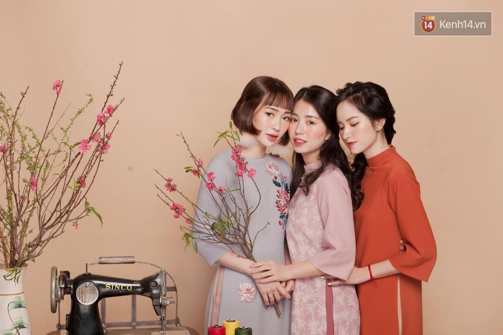 Tết này mặc áo dài: Sun HT, Mẫn Tiên, Lê Vi diện 15 mẫu áo dài cực xinh mà hẳn là bạn cũng đang cần tìm mua chúng - Ảnh 10.